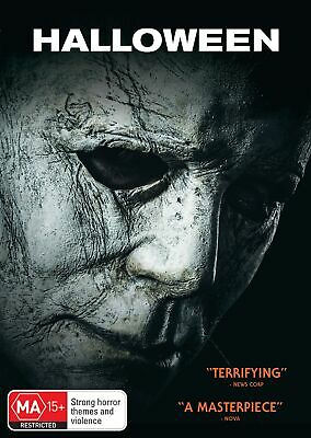 Halloween DVD Region 4 NEW // PRE-ORDER for 23/01/2019