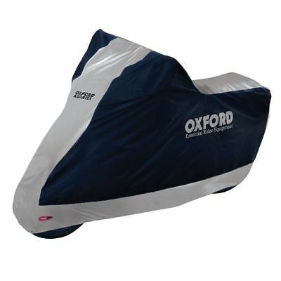Oxford Aquatex Waterproof All Weather Motorcycle Bike Scooter Cover Large CV204
