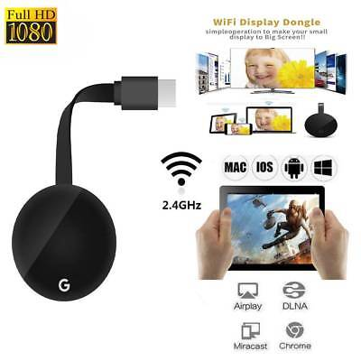 X5 3rd Generation Chromecast Video Stream HDTV HDMI 1080P HD Media For Google
