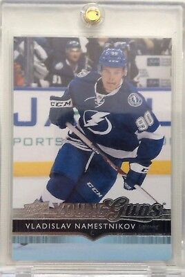2014-15 Upper Deck Young Guns 14-15 Ud Yg #243 Vladislav Namestnikov