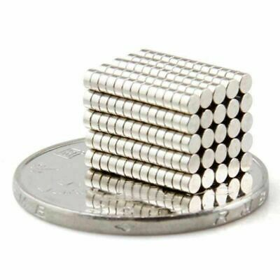 5/10/30/50/100Pcs Super Strong Round Disc 6mm x 2mm Magnets Rare-Earth Neodymium