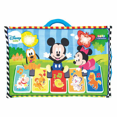 Baby Mickey Mouse Tapiz Piano Musical