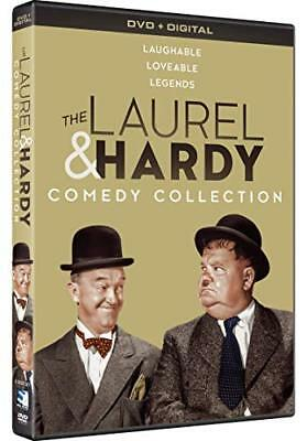 Laurel and Hardy Collection (DVD + Digital)