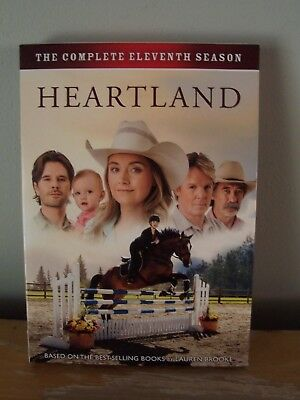 Dvd Heartland - The Complete Eleventh Season - Very Good