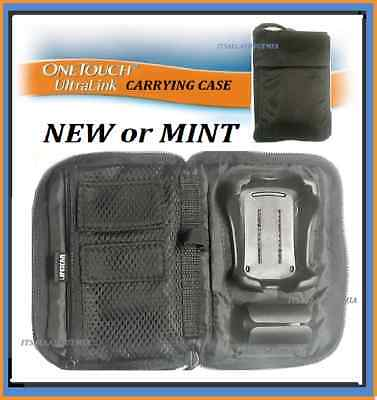 MINT or NEW LIFESCAN CASE For Medtronic One Touch UltraLink Ultra Link , Case