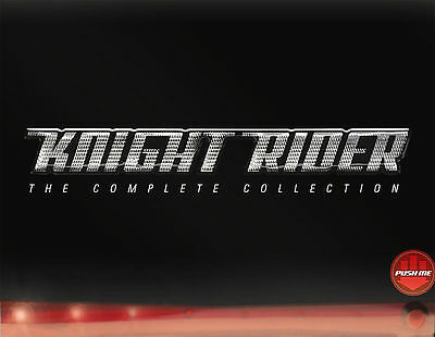 Knight Rider: The Complete Series - ACCEPTABLE
