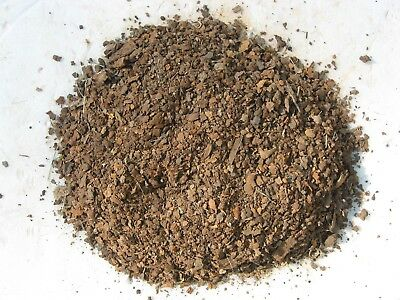 Indiana Farm Old Rust Powder & Flakes Rusty Metal Art Crafts Material Junk Oxide