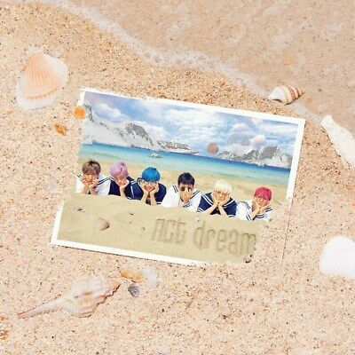 NCT DREAM - WE YOUNG 1st mini album CD+BOOKLET+PHOTO CARD (KpopStoreinUSA)