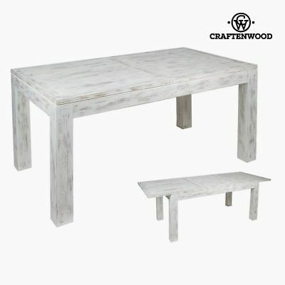 Mesa Extensible Madera de mindi (160 x 90 x 78 cm) by Craftenwood