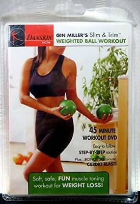 Gin Miller's Slim & Trim Weighted Ball Workout
