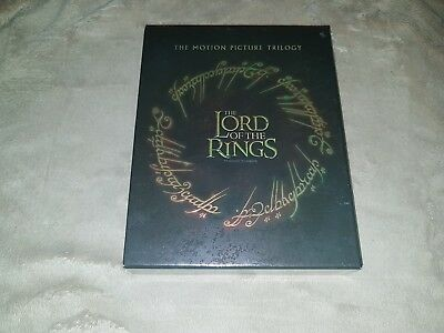 Lord of The Rings The Motion Picture Trilogy - Blu-Ray