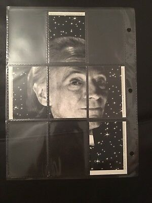 Dr Who Part Puzzle 1994 Conerstone Trading Cards