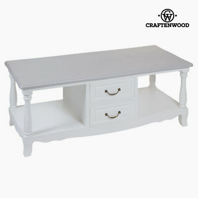 Mesa tv altea blanco by Craftenwood