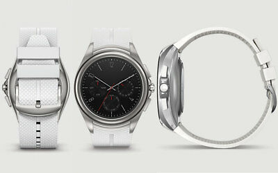 LG Urbane 2nd edition(w200) / International Edition Band/ White color