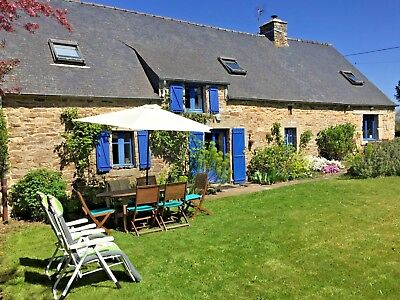 Holiday cottage/gite nr Josselin, Brittany, France, April/May/June 2019