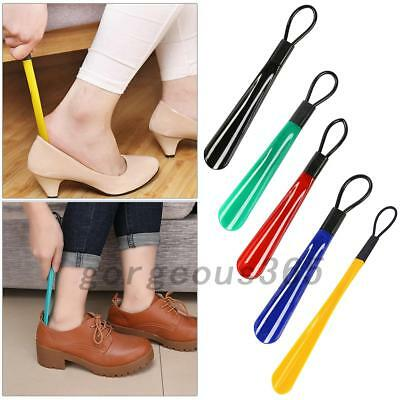 Easy Reach Shoes Remover Shoehorn Extra Long Shoe Horn Handled Aid Slip AU Post