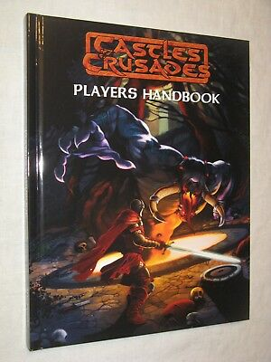 Castles & Crusades Players Handbook 7th NEW D&D 1E AD&D Troll Lord rpg
