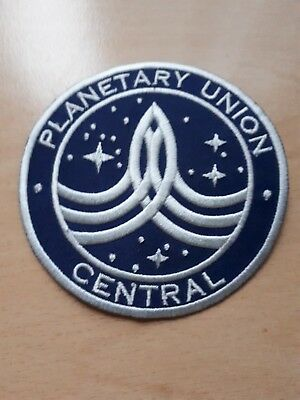 + THE ORVILLE Aufnäher Patch PLANETARY UNION Logo Cosplay