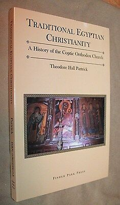New Traditional Egyptian Christianity History Coptic Orthodox Church Partrick