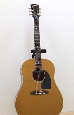 Gibson J45 GOLD TOP Acoustic guitar / Fishman PU custom , with HARDCASE
