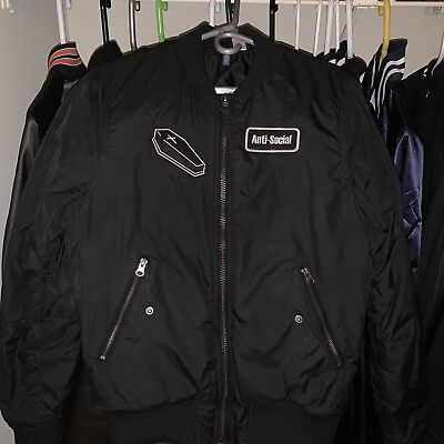 8ca3ca14d DIVIDED BY HM Men's Bomber Jacket