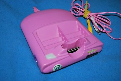 Leap Frog Click Start My First Computer Replacement Console PINK PURPLE TESTED