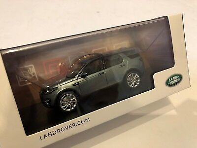NEW GENUINE BOXED LandRover Discovery Sport 1:43 model Scotia Grey 51LRDCADISCOS