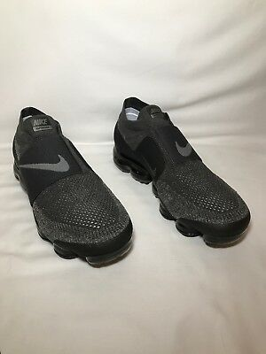 9ccb05dcc8452 Nike Air Vapormax Flyknit MOC Men s Size 11 MIDNIGHT FOG DARK STUCCO AH3397  013