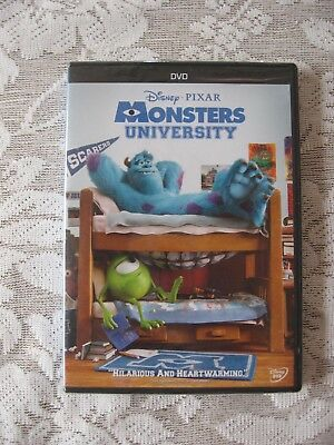Disney Pixar Monsters University (DVD)
