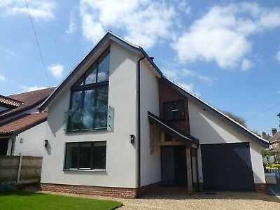 Reverse living accommodation with views, self catering in Norfolk, 2 bed & bath