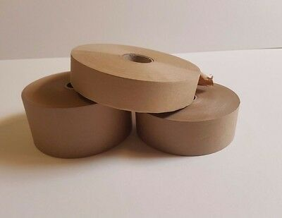 Gummed Tape 36Mm 50Mm 70Mm 90Mm X 200M Picture Framing Gum Tape Combined Postage