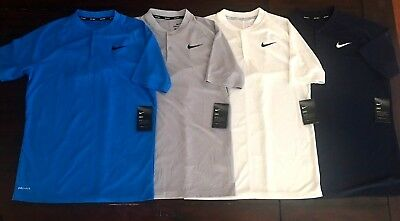 874a2a95 NEW MEN'S NIKE DRY MOMENTUM SLIM Blade Golf Polo MEDIUM 918678 ...