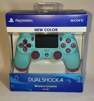 berry blue playstation controller