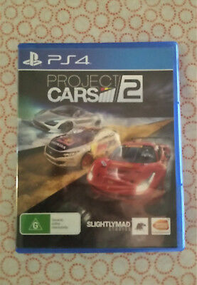 Project CARS 2 PS4 Playstation 4 - Like New