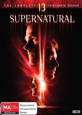 Supernatural Season 13 BRAND NEW R4 DVD