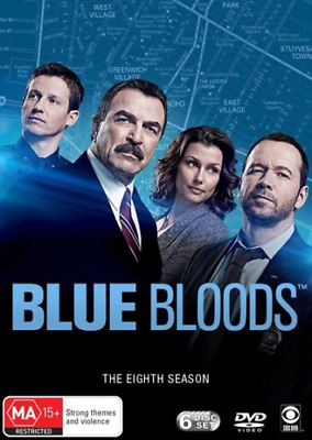 Blue Bloods Season 8 BRAND NEW Region 4 DVD