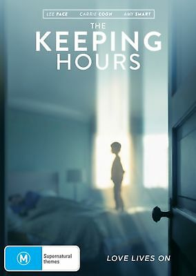 The Keeping Hours BRAND NEW Region 4 DVD