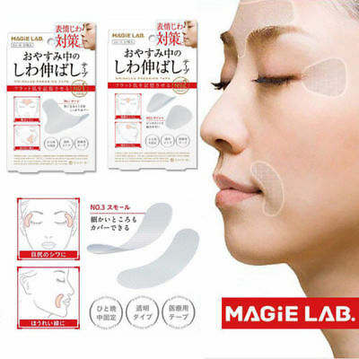 ReviteLAB Ultra Thin Facial Lift Patches for Wrinkles & Lines Firming Skin /MY
