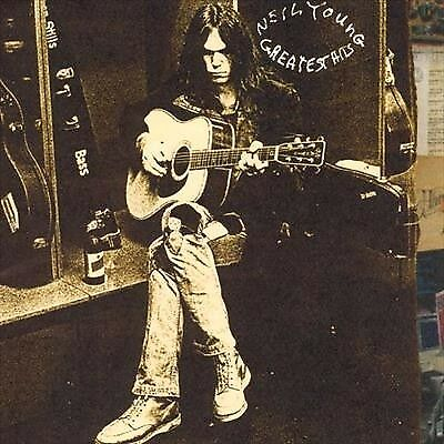 Greatest Hits - Neil Young (Cd, 2012) 💿 [Brand New]