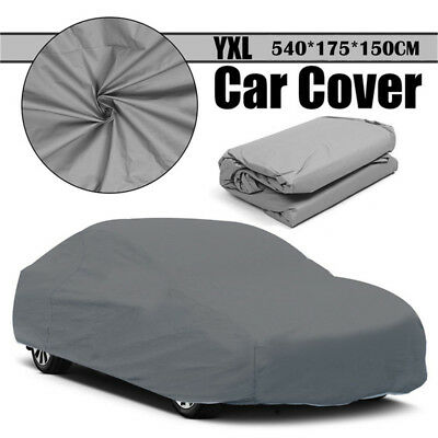 Large Size UV Resistance Car Covers Tarpaulin Car Accessories PEVA Protector