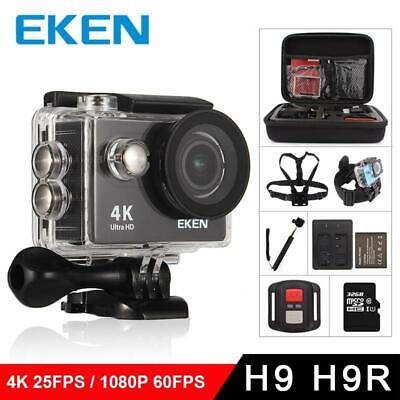 "EKEN H9R / H9 Action Camera Ultra HD 4K / 25fps WiFi 2.0"" 170D Waterproof Sport"
