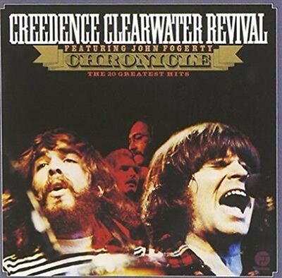 Chronicle - 20 Greatest Hits - Creedence Clearwater Revival (Cd, 2006) [New]