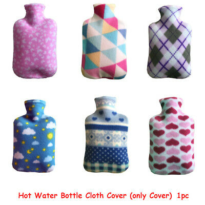 Cloth Bottle Case Heat Cold Therapy  Winter Warm Hot Water Bottle Cover