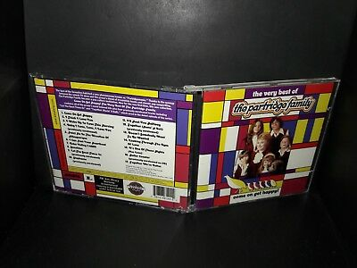 Come on Get Happy! The Very Best of Partridge Family CD - A214