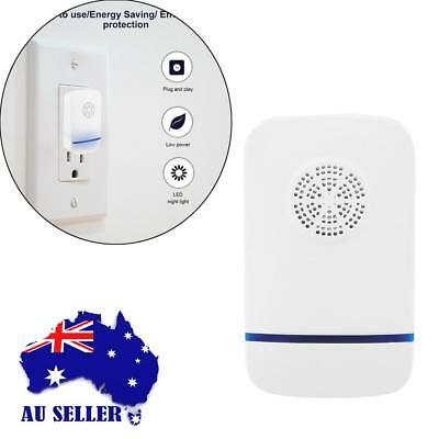 Smart Silent Pest Repeller Ultrasonic Electronic Mice Mosquito Insect Repellent