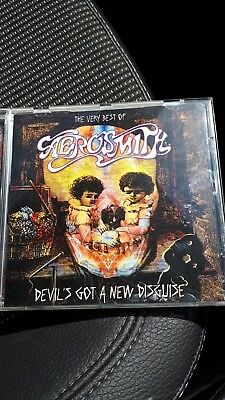 Aerosmith - Devil's Got A New Disguise (The Very Best Of) (CD)