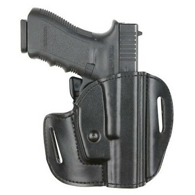 Safariland 537-83-61 Open Top Conceal Holster Black Poly RH for Glock 17