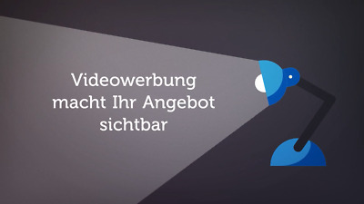 Werbevideo für Webseite - Videoproduktion Produktvideo Imagefilm Video Youtube