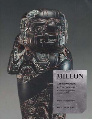 Pre-Colombian Art: 8 Private European Collections Auction Catalogue