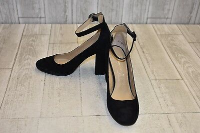 28c960f5be Chinese Laundry Veronika Ankle Strap Pumps - Women's Size 7.5 - Black